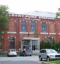 C.H. Evans Brewing Company/ Albany Pump Station