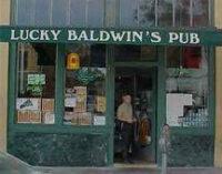 Lucky Baldwin�s