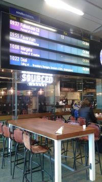 Sourced Market St Pancras