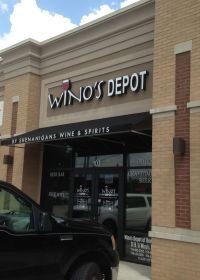 Wino�s Depot