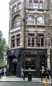 Yorkshire Grey
