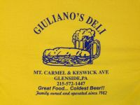 Giuliano�s (Beer) Deli