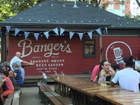 Banger�s Sausage and Beer Garden