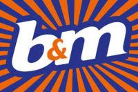 B&M Bargains U.K Chain