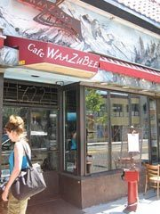WaaZuBee Cafe