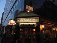 Craft Beer Co - Covent Garden