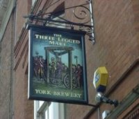 Three Legged Mare (York)