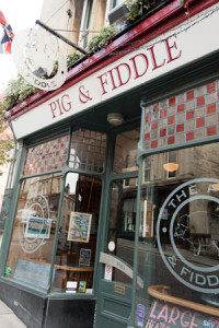 Pig & Fiddle (Butcombe)