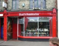 Bacchanalia - Mill Road