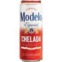 Modelo Especial Chelada • RateBeer. )