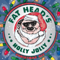 Image result for Fatheads holly jolly logos