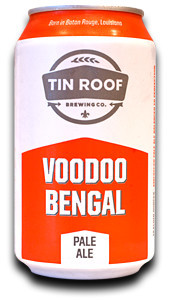 Captivating Tin Roof Voodoo Bengal Pale Ale