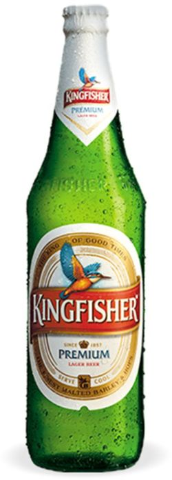 kingfisher premium lager beer. Black Bedroom Furniture Sets. Home Design Ideas
