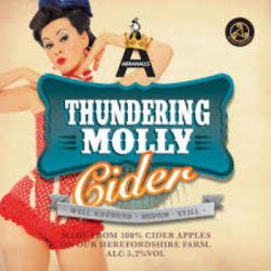 Image result for abrahalls cider thundering molly