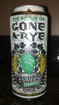 gone a-rye