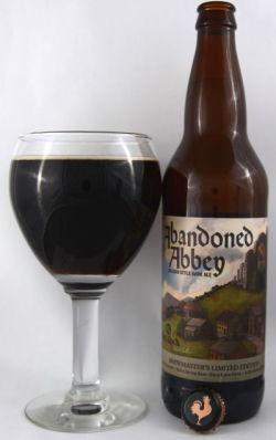 Beer Big Rock Abandoned Abbey