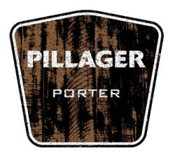 Drekker Pillager Porter (North Dakota)-5.2% ABV 22IBU
