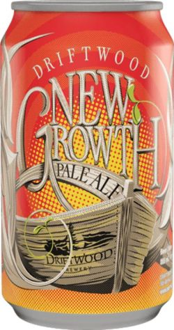 Driftwood New Growth Pale Ale