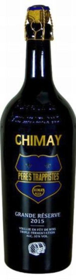 Chimay Grande Réserve Vieillie en fûts de Bois  Barrel  ~ Reserve De Bois