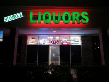 Shamrock Liquors