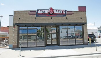 Angry Hank�s Micro Brewery
