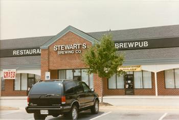 Stewarts Brewing Company