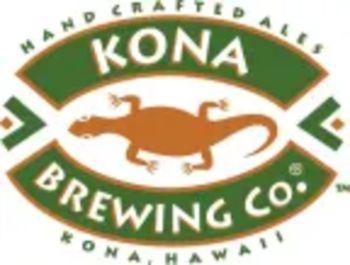 Kona Brewing- Honolulu Airport