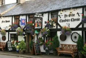 Olde Cheshire Cheese Inn
