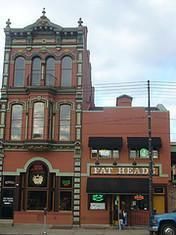 Fat Head�s Saloon