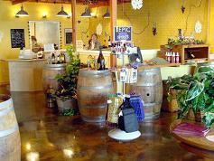 A New Vintage Wine Shop