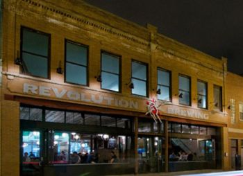Revolution Brewing Company - Milwaukee Ave Brewpub