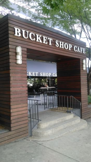 Bucket Shop Cafe