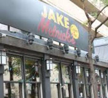 Jake Melnick�s Corner Tap
