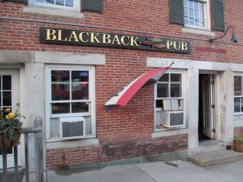 Black Back Pub and Flyshop