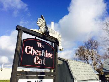 The Cheshire Cat Pub