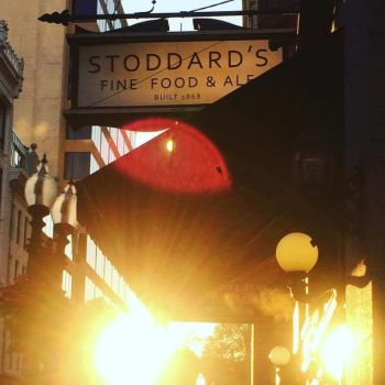 Stoddard�s Fine Food and Ale