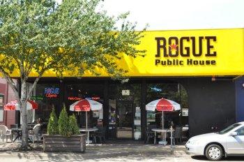 Rogue Ales Public House - Eugene