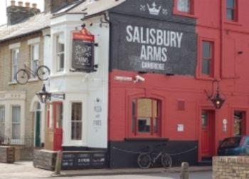 Salisbury Arms (Charles Wells)