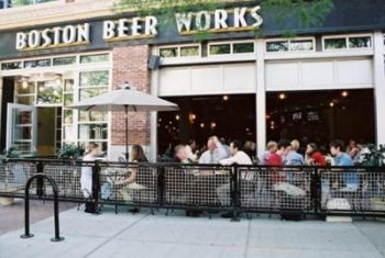 Boston Beer Works - Canal Street