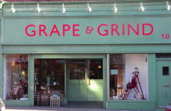 Grape and Grind