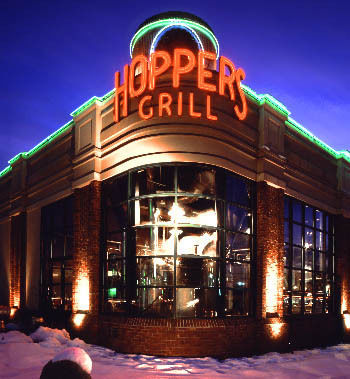 Hoppers Grill and Brewery