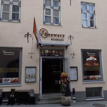 Brewery �lleklubi