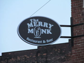 The Merry Monk