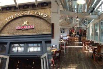 Parcel Yard (Fullers)