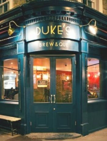 Duke�s Brew & Que (Beavertown)