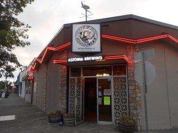Astoria Brewing Company-Wet Dog Cafe