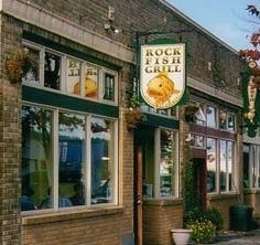 Rockfish Grill & Anacortes Brewery