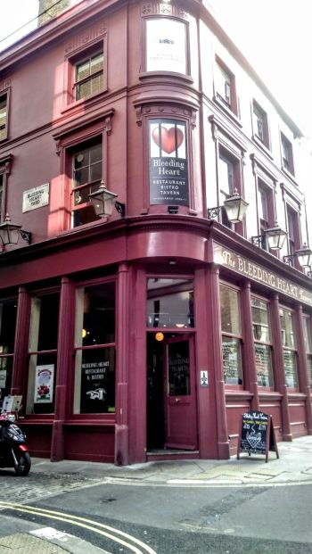 Bleeding Heart Tavern