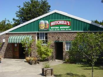 Mitchell�s Knysna Brewery