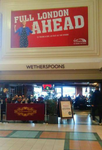 Leeds Station Wetherspoons (JDW)